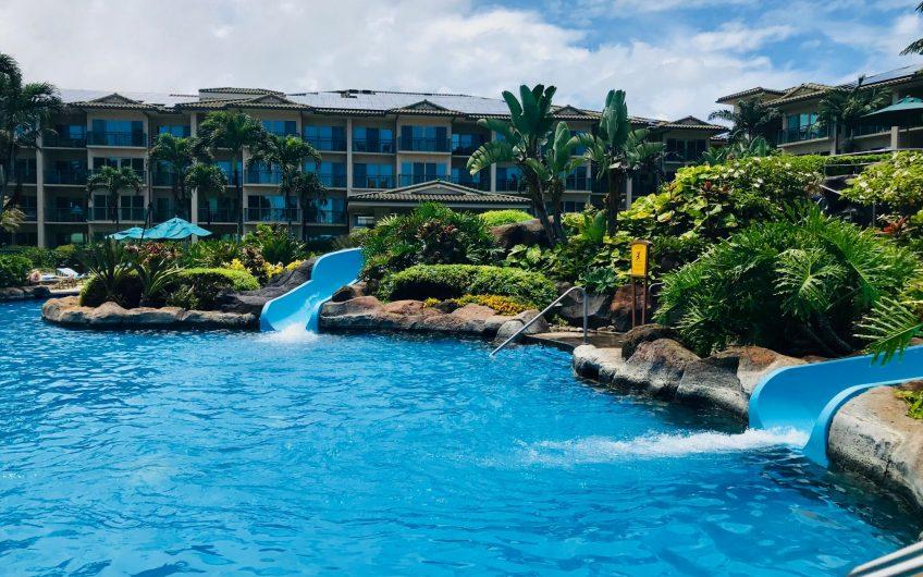 Ohana Manor. OCEAN VIEW at Waipouli Beach Resort Sleeps 7!